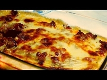 Roladki lasagne zapiekane p...