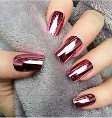 Inspiracje: Jesienny manicure - LINK W KOM!
