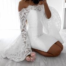 piękna sukienka z noshame.pl