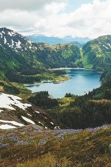Rust Lake, Alaska