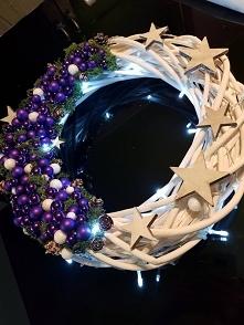 wianek świąteczny