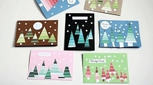 Kilka prostych kartek świątecznych DIY. Chcesz więcej? Klik.