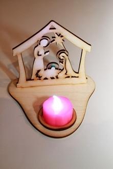 Świecznik bożonarodzeniowy ...