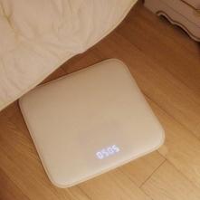 Budzik dywan Alarm przestaje wydawać nieprzyjemny dźwięk dopiero wtedy, kiedy...