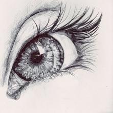 Piękne oko *-*