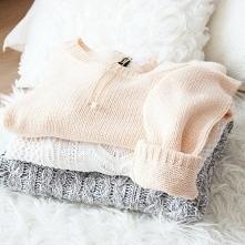Sweterki.