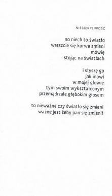 Andrzej Kotański, Wiersze o...