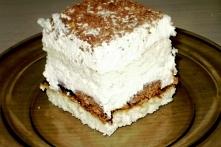 Ciasto Katarzynka, z piernikami i masą