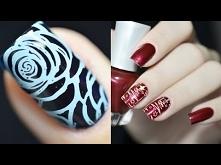 Zdobienia paznokci :)