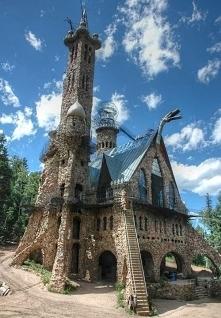 Bishop Castle, Pueblo, Colo...