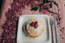 Sposób na pancakes bezglutenowe, czyli naleśniki w innym wydaniu :) przepis p...