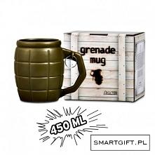 Gigantyczny Kubek Granat 450 ml Doskonały Prezent -> SmartGift.pl - Sklep z Gadżetami i Prezentami -> Kliknij w Zdjęcie :)