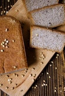 Chleb z kaszy gryczanej (link w komentarzu)