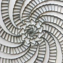 Zszywki ❤  Patterns by Adam Hillman