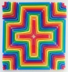 Słomki  Patterns by Adam Hillman