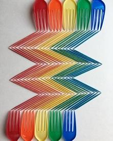 Widelce i wykałaczki  Patterns by Adam Hillman