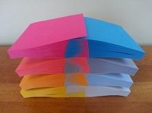 Karteczki kolorowe  ©Adam Hillman