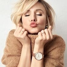 Piękny zegarek hybrydowy Fossil na bransolecie. Szukajcie FTW1208 na zegarek.net
