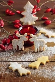 Święta to zapach świeżo pieczonych ciasteczek.