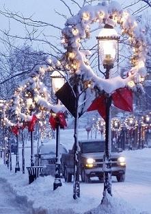 Najlepsze święta to białe święta