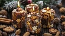 Święta Bożego Narodzenia kojarzą mi się w pachnącymi w domu świeczkami.