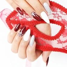 Kolory z limitowanej kolekcji Moulin Rouge - Felicita, Alizze oraz French White
