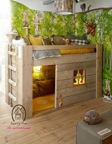 Domek w lesie... ;)
