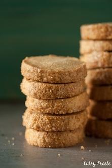 Francuskie ciasteczka waniliowe