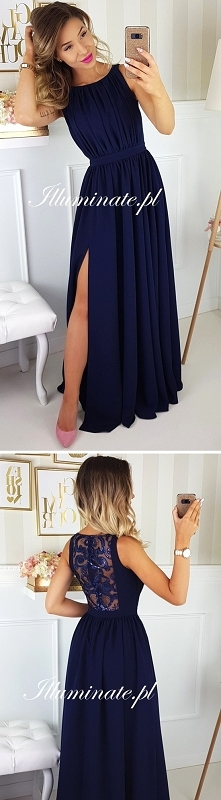 Maxi suknia Illuminate <...
