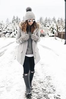 Na zimę, super kreacja