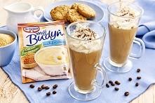 Budyniowy deser latte