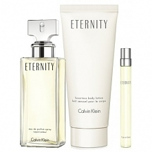 SET Calvin Klein Eternity (W) edp 100ml + blo 200ml + edp 10ml 239,00 PLN