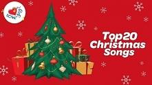 Świąteczną magię zapewniają również tematyczne, nastrojowe piosenki :)