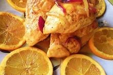 Pomarańczowy kurczak