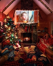 Kevin Sam w domu, świąteczna tradycja, kto ogląda?;)