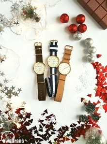 Zegarki jako prezent świąteczny dla bliskiej osoby :)