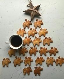 Pieczenie pierniczków to moje ulubione świąteczne zajęcie :)