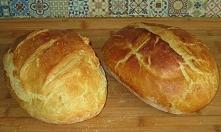 Chleb z chrupiącą skórką  1...