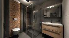 inspiracja do małej łazienk...