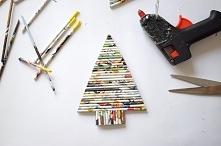 Morelkowe ozdoby świąteczne...