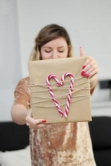 Na blogu pomysły na pakowanie prezentów <3