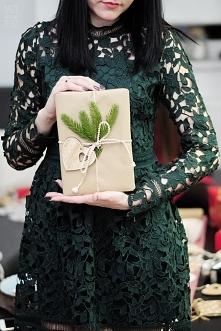 Jak zapakować prezent? Zobacz na blogu Nasze Domowe Pielesze :)