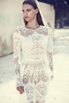Podobają Wam się suknie ślu...