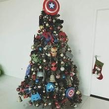 Marvel Christmas..