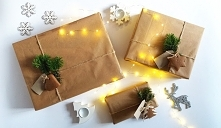 Święta tuż, tuż a Ty nadal nie masz pomysłu jak zapakować prezenty? To oznacz...
