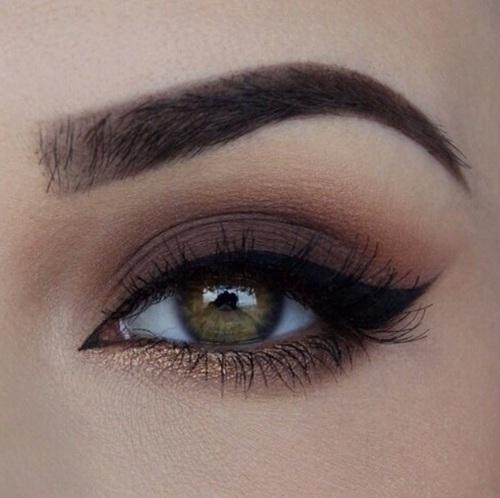 Świetny makijaż!
