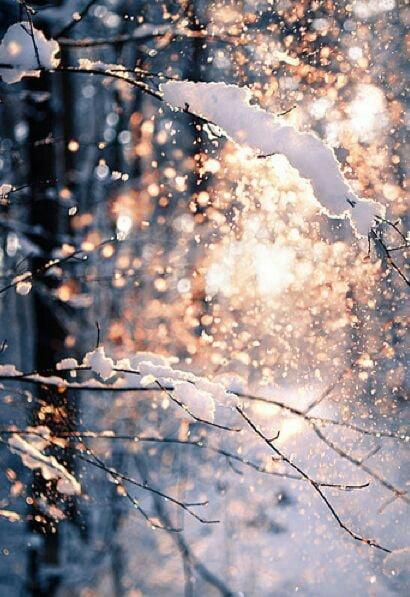 Każda pora roku ma w sobie coś magicznego :>