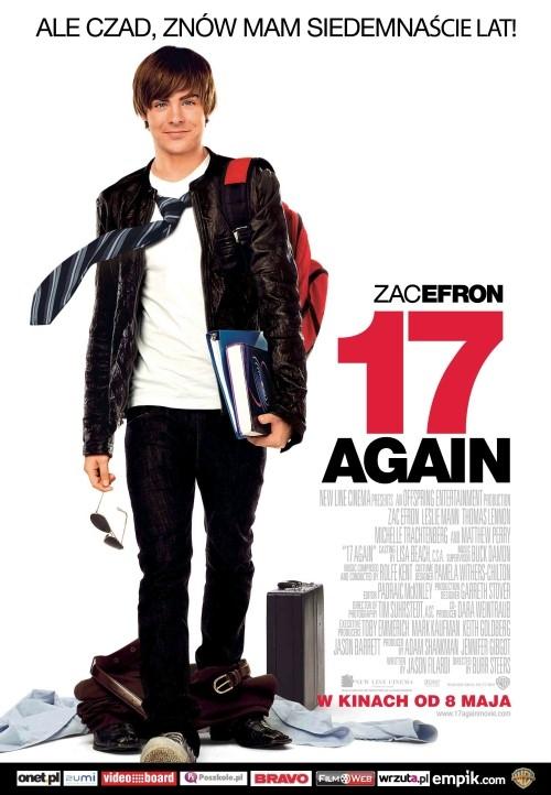 Rozczarowany swoim życiem Mike chciałby cofnąć czas. Niespodziewanie budzi się i odkrywa, że znów ma siedemnaście lat.