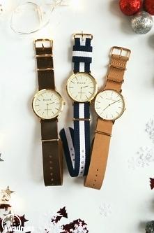 Klasyczne i minimalistyczne zegarki naręczne - dla niej i dla niego