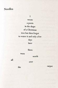 Wesołych Świąt moi entuzjaści poezji!